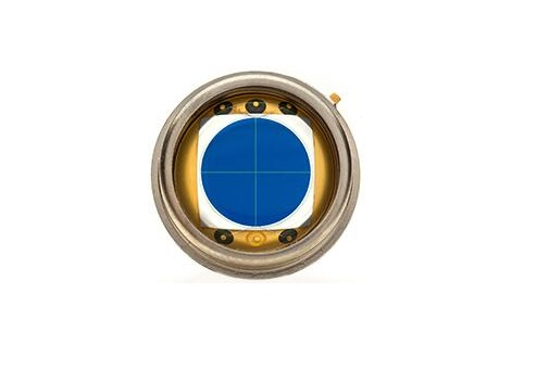 Quadrant PIN photodiodes (QP)